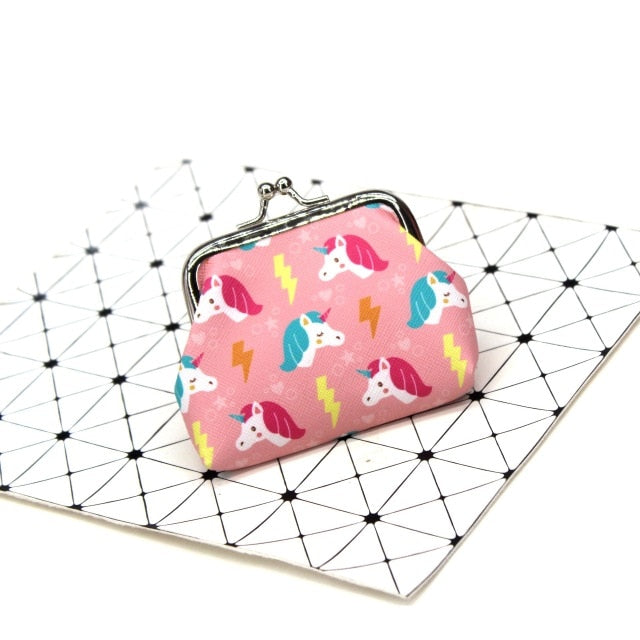Unicorn Lightings Wallet - Unicorn in Wonderland
