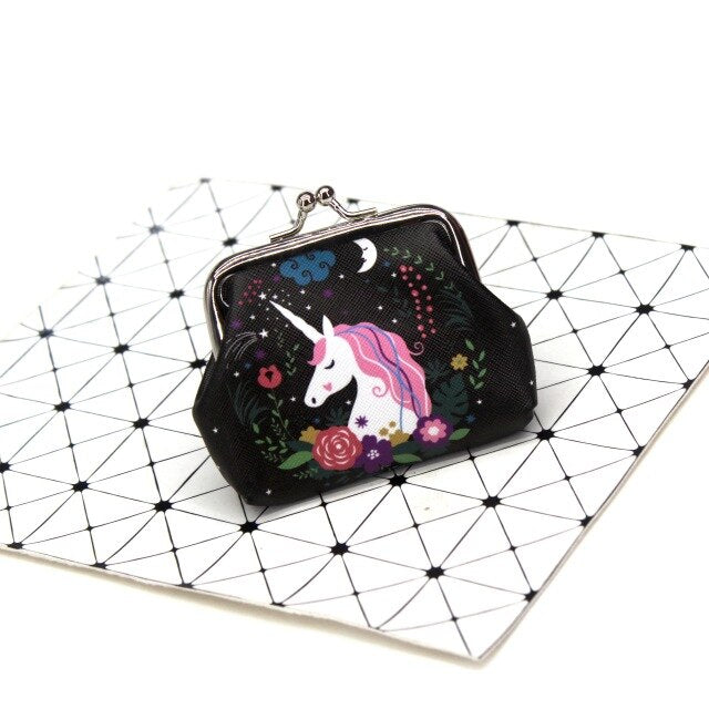 Unicorn Bag Pride Wallet - Unicorn in Wonderland