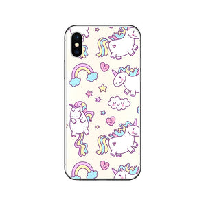 Unicorn Iphone Case Cloud Rainbow - Unicorn in Wonderland