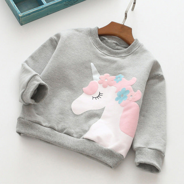 Unicorn Jacket Original Gray - Unicorn in Wonderland