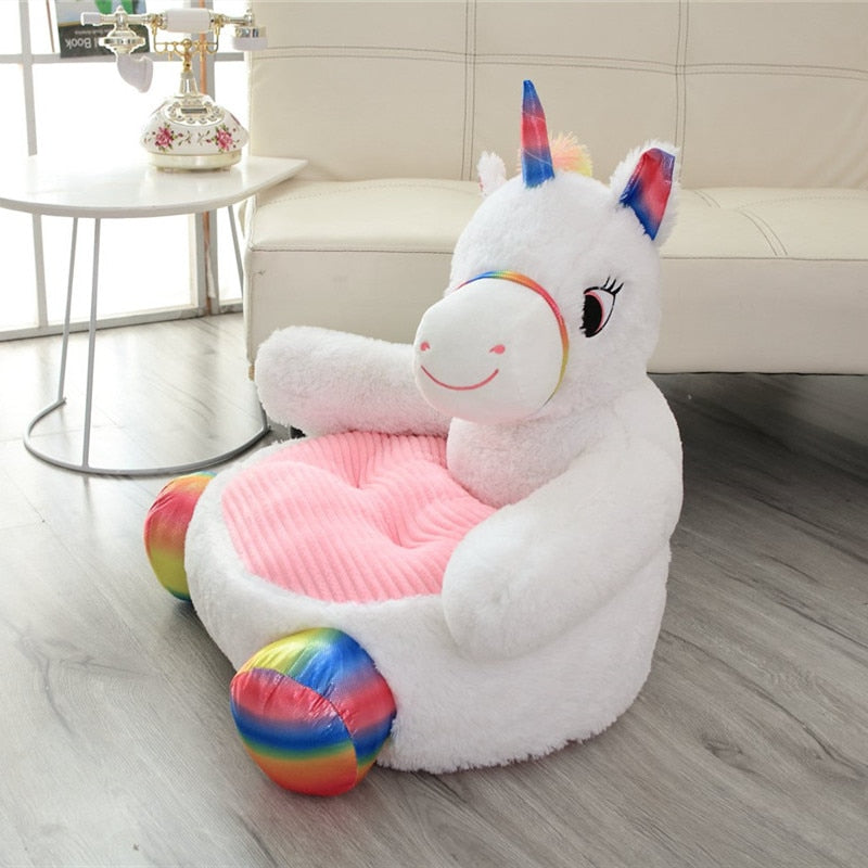 Unicorn Sofa Happy 50cm - Unicorn in Wonderland