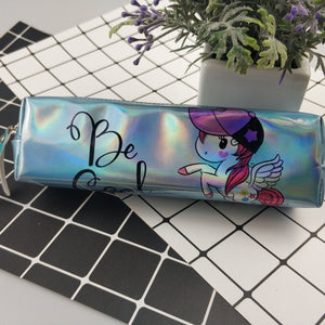 Unicorn Pencil Case Be Cool Blue - Unicorn in Wonderland