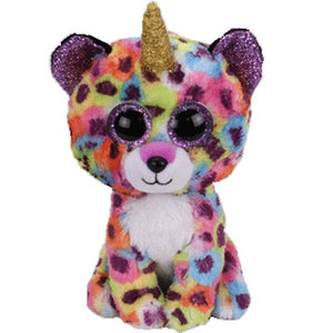 Unicorn Plush Leopard 15cm - Unicorn in Wonderland