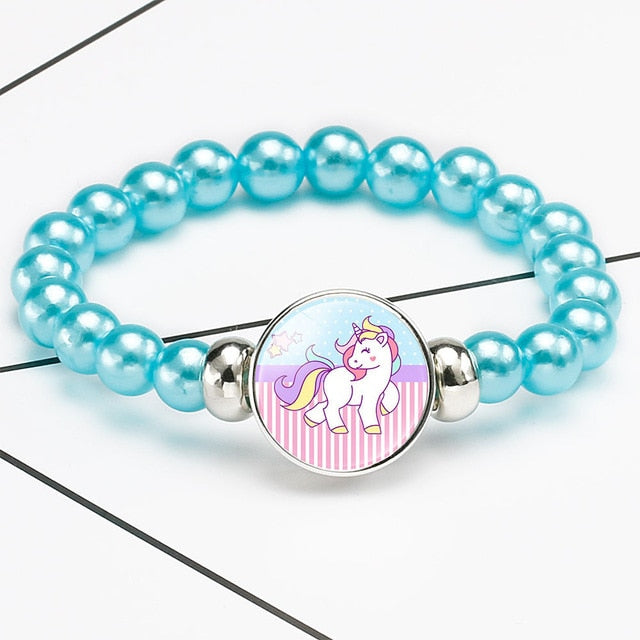 Unicorn Bracelet Going Out - Unicorn in Wonderland
