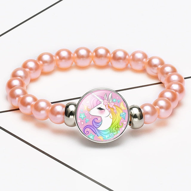 Unicorn Bracelet Beautiful - Unicorn in Wonderland