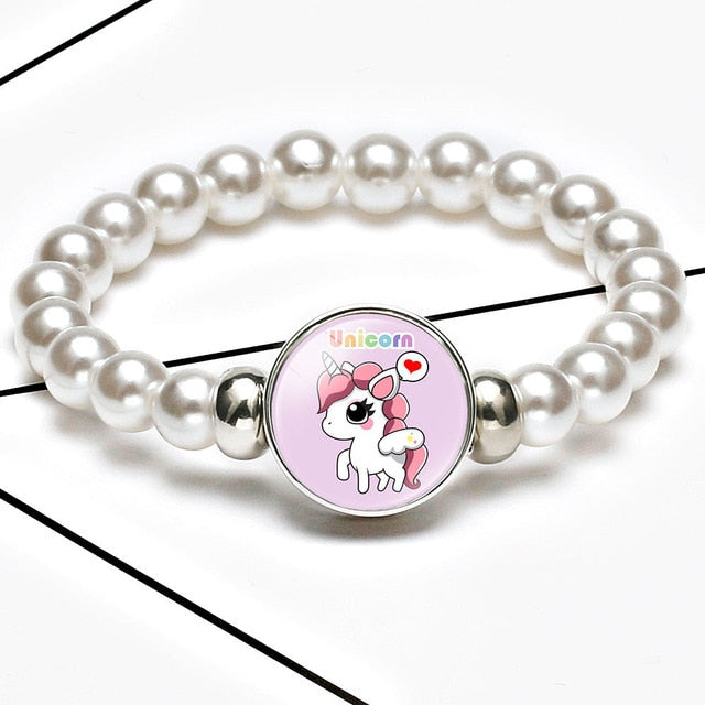 Unicorn Bracelet Love - Unicorn in Wonderland