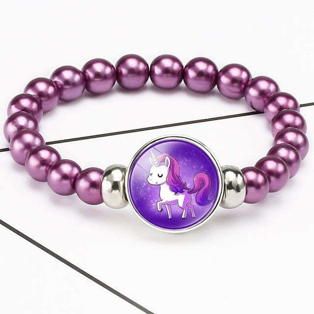 Unicorn Bracelet Worried - Unicorn in Wonderland