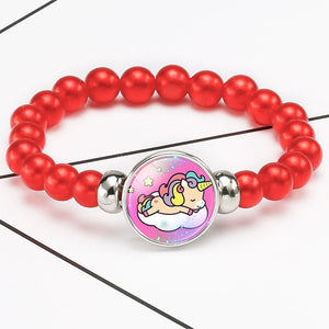 Unicorn Bracelet Cloud - Unicorn in Wonderland