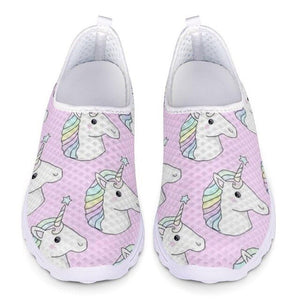 Unicorns Shoe Sport - Unicorn in Wonderland