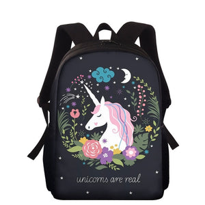 Unicorn Backpack Are Real 2 - Unicorn in Wonderland