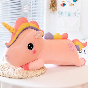 Unicorn Plush Hug Pink 58-60cm - Unicorn in Wonderland