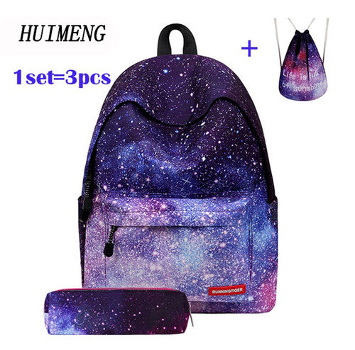 Unicorn Backpack Universe - Unicorn in Wonderland