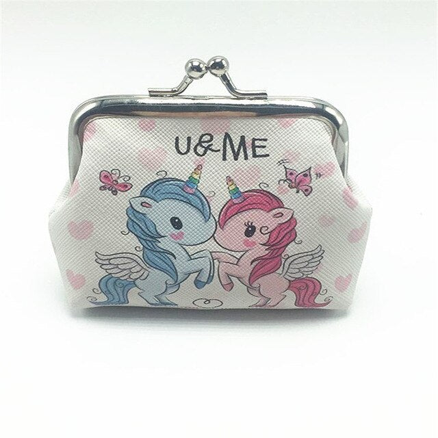 Unicorn U And Me Wallet - Unicorn in Wonderland
