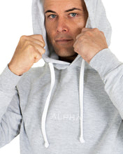 Load image into Gallery viewer, Lux Oversized Hoodie - Heather Grey