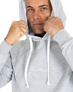 Lux Oversized Hoodie - Heather Grey