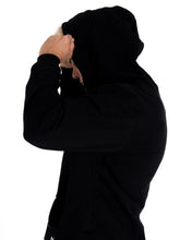 Load image into Gallery viewer, Lux Oversized Hoodie - Black