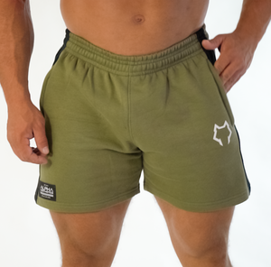Magnus MuscleFit Shorts - Green