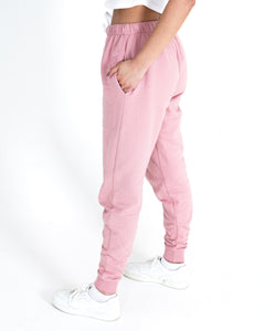 Luna Jogger - Dusty   Pink