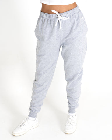 Luna Jogger - Heather Grey