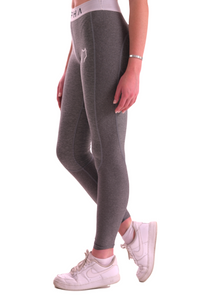 Athena Contoured Leggings - Steel Grey