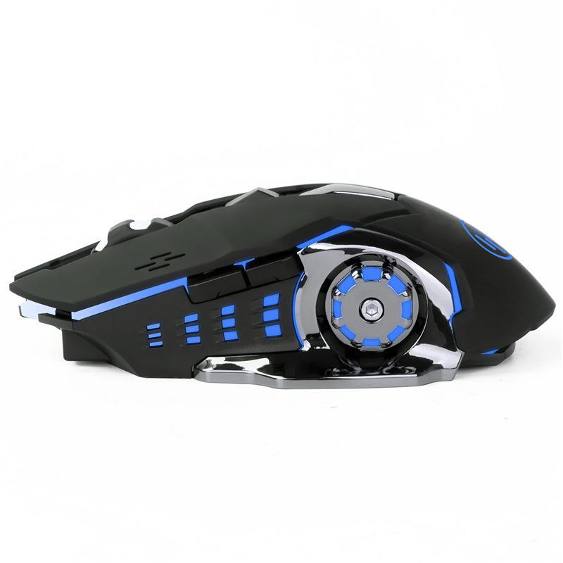 Gadger 6D Wireless Rechargeable Gaming Mouse