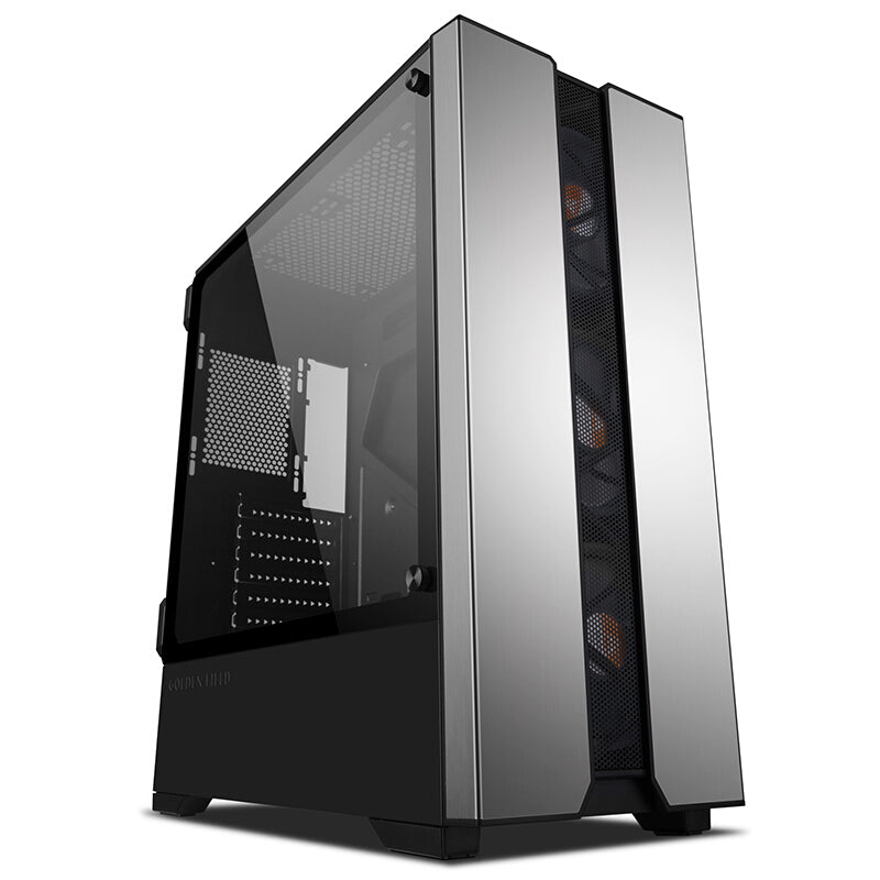 Gadger Z22 Tempered Glass Gaming PC Case
