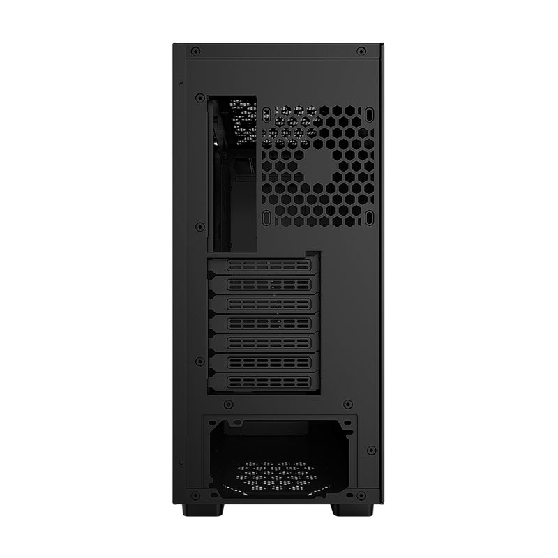 Gadger EATX Mid Tower Tempered Glass PC Case