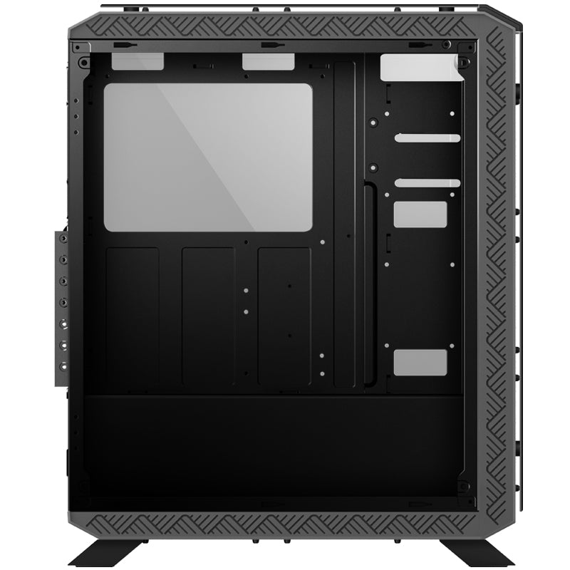 Gadger Four Sided Tempered Glass PC Case
