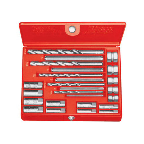 Ridgid Model 10 Screw Extractor Set