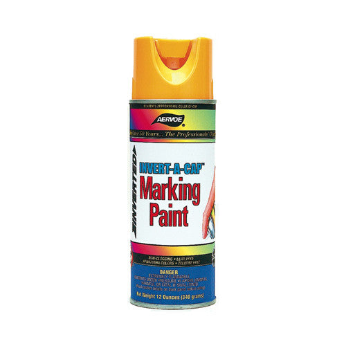Invert-A-Cap Marking Paint, 16 oz.