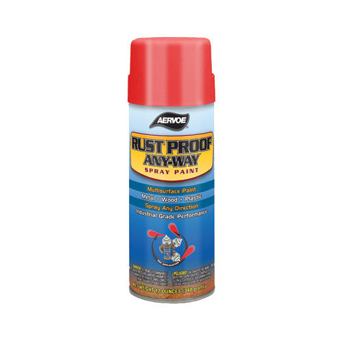 Rust Proof Any-Way Spray Paint, 16 oz.