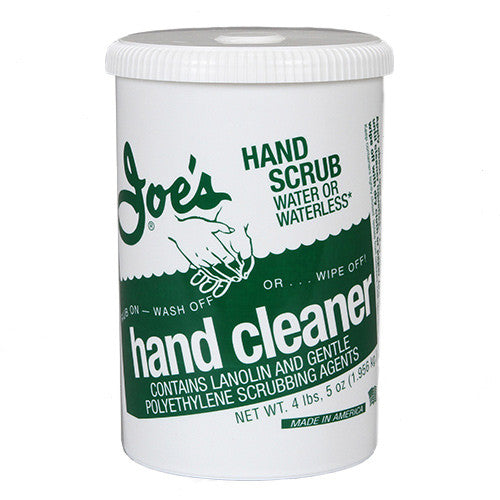 Joe's Hand Scrub Hand Cleaner