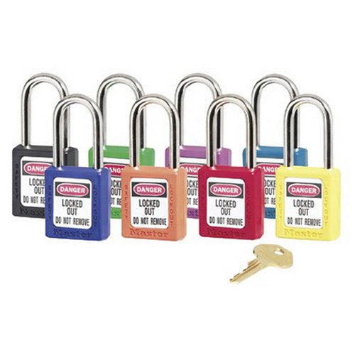 Lightweight Safety Lockout (6 Pack)