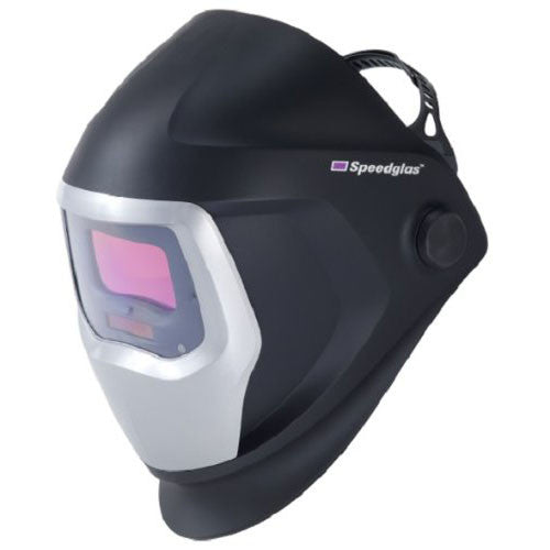 3M™ Speedglas™ Helmet 9100, Welding Safety 06-0100-10, with 3M™ Speedglas™ Auto Darkening Filter 9100V