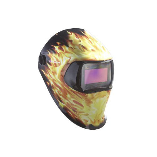 3M™ Speedglas™ Blazed Welding Helmet 100 with Auto-Darkening Filter 100V