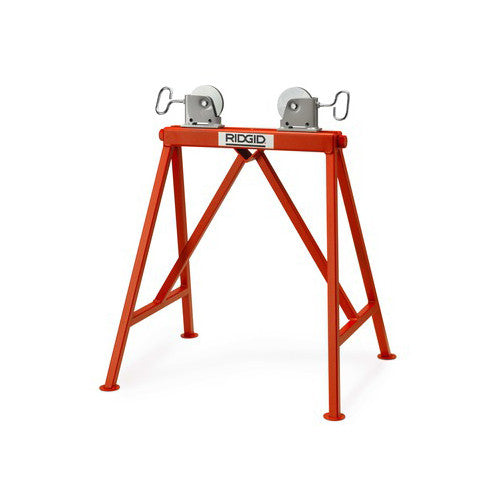 Ridgid Adjustable Stand with Steel Rollers