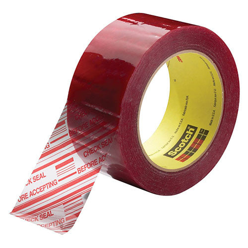 Scotch® Security Message Box Sealing Tape 3779