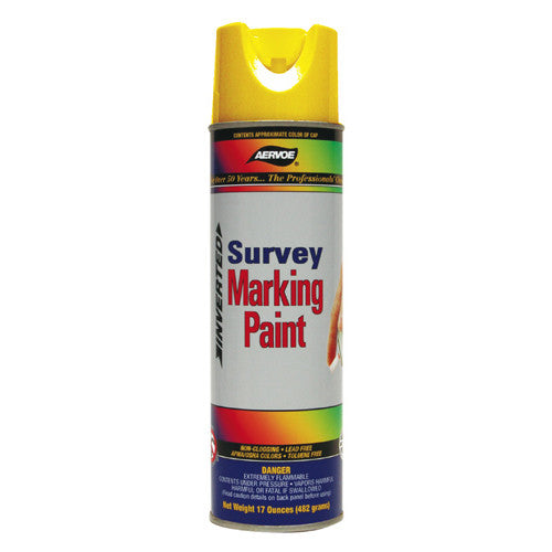 Survey Marking Paint, 20 oz. Container