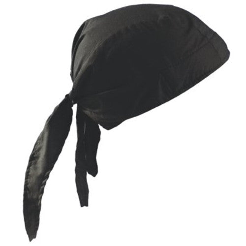 Deluxe Tie Hat  with Elastic Rear Band