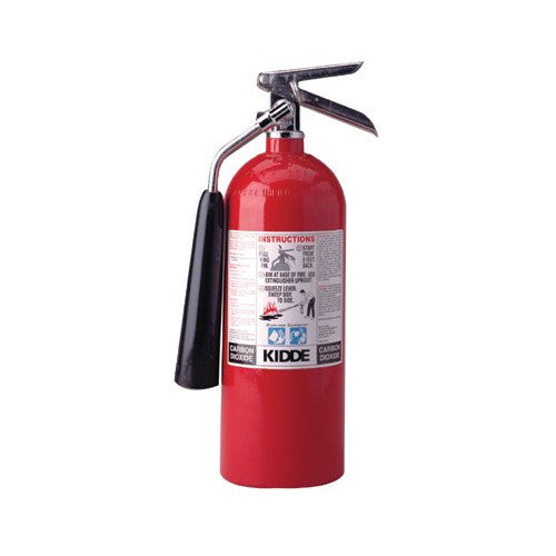ProLine™ Carbon Dioxide Fire Extinguishers - BC Type