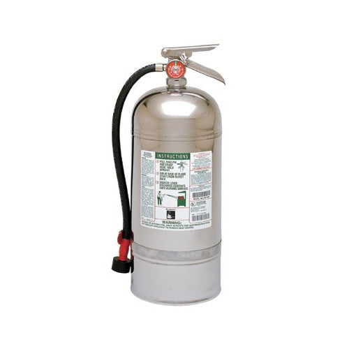 6 Liter Class K Wet Chemical Fire Extinguisher