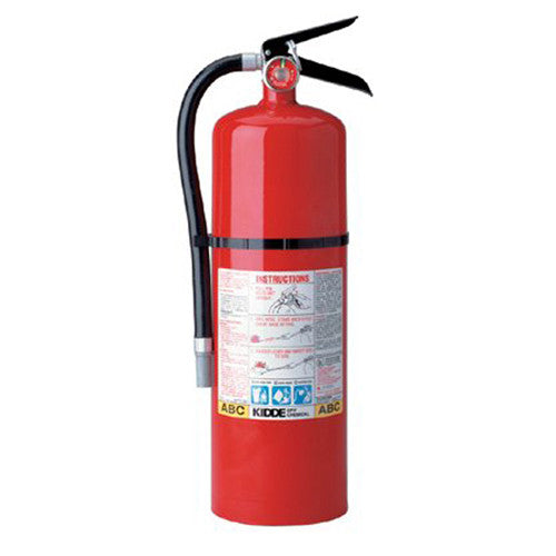 ProLine™ Multi-Purpose Dry Chemical Fire Extinguishers - ABC Type