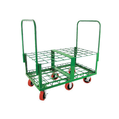 Heavy-Duty D & E Size Transport Cart