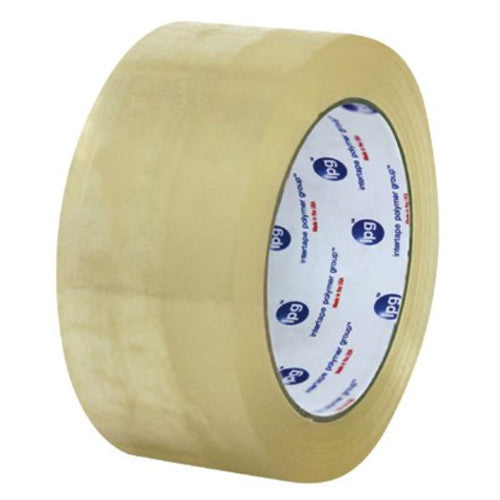 Case of Hot Melt Carton Sealing Tapes with CORRU-GRIP ™ Adhesive Technology