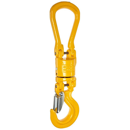 Insulated Swivel System with Master Link & Hook