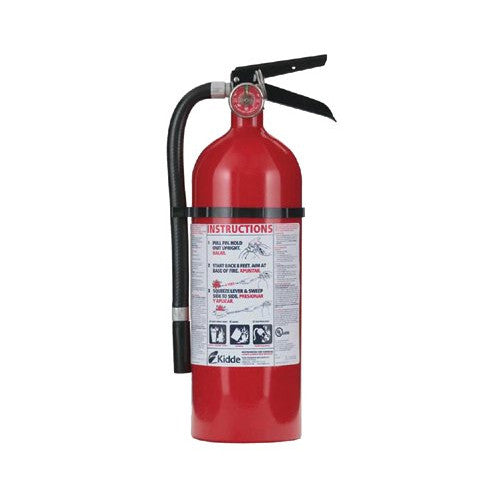 Consumer Fire Extinguisher