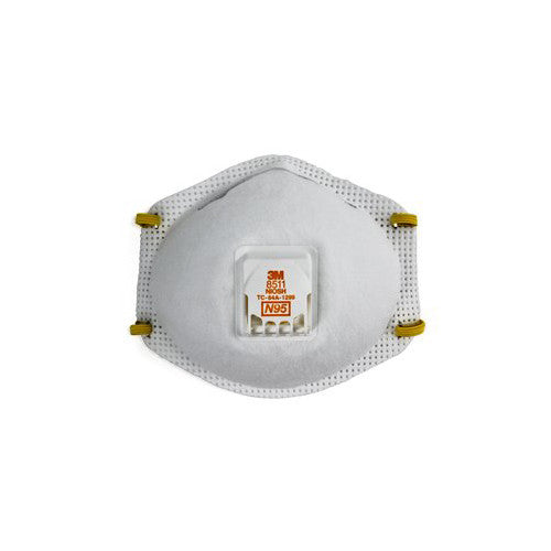 3M 8511 Disposable Particulate Respirator