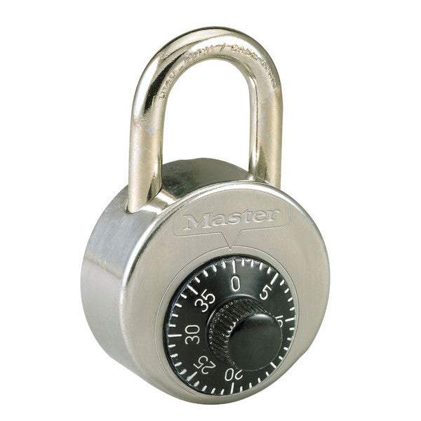 COMBINATION PADLOCKS - NO. 2001KA test