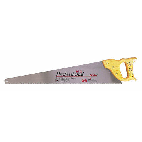 No. 150, 24 in. x 8 Point Professional Standard Tooth Handsaw