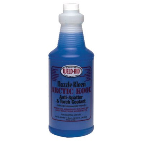 Nozzle-Kleen® Artic Kool® Anti-Spatter & Torch Coolants